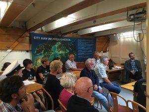 Seminarium på Tre Kronor i Ystad